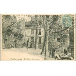 carte postale ancienne 95 MONTMORENCY. Le Château de la Chasse