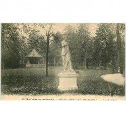 carte postale ancienne 95 MONTMORENCY. Parc de la Mairie la Vénus de Milo