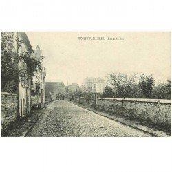 carte postale ancienne K. 95 BOISSY-L'AILLERIE. Route du Bas