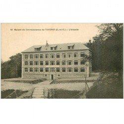 carte postale ancienne K. 95 TAVERNY. L'Arcadie Maison de Convalescence