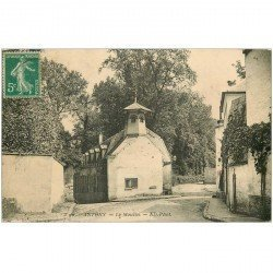 carte postale ancienne K. 92 ANTONY. Le Moulin