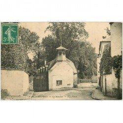 carte postale ancienne K. 92 ANTONY. Le Moulin