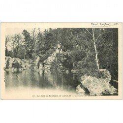 carte postale ancienne Carte Postale Pionnière vers 1900. 92 LE BOIS DE BOULOGNE 1903