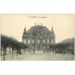carte postale ancienne 92 RUEIL MALMAISON. La Mairie 1922