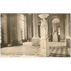 carte postale ancienne 92 RUEIL MALMAISON. Château le Vestibule