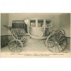 carte postale ancienne 92 RUEIL MALMAISON. Château l'Opale voiture Carosse de Joséphine
