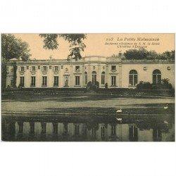 carte postale ancienne 92 RUEIL MALMAISON. Château ancienne Résidence Reine Christine Espagne
