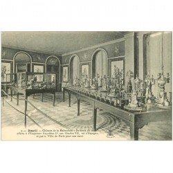 carte postale ancienne 92 RUEIL MALMAISON. Château Surtouts de table offerts par Charles VII