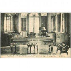 carte postale ancienne 92 RUEIL MALMAISON. Château Bibliothèque de l'Empereur