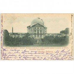 carte postale ancienne 92 MEUDON. L'Observatoire. Carte précurseur 1900