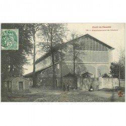 carte postale ancienne 92 MEUDON. Forêt. Etablissement de Chalais 1907