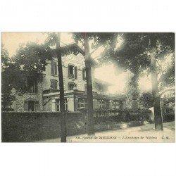 carte postale ancienne 92 MEUDON. Ermitage de Villebon