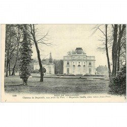 carte postale ancienne 92 BOULOGNE SUR SEINE. Parc Château de Bagatelle