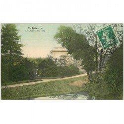 carte postale ancienne 92 BAGATELLE. Trianon et Parc