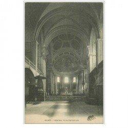 carte postale ancienne 30 ALAIS ou ALES. Cathédrale