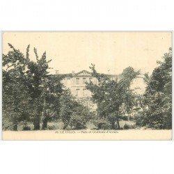 carte postale ancienne 30 LE VIGAN. Parc Château d'Assas