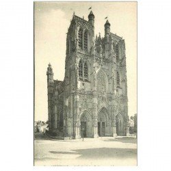 carte postale ancienne 80 ABBEVILLE. Eglise Saint-Sulfran 8