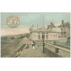 carte postale ancienne 14 VILLERS-SUR-MER. Casino 1904