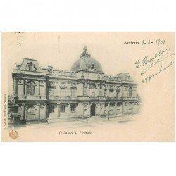 carte postale ancienne 80 AMIENS. 1901 le Musée de Picardie