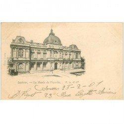 carte postale ancienne 80 AMIENS. 1901 le Musée de Picardie bis