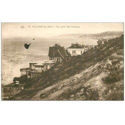 carte postale ancienne 14 VILLERS-SUR-MER. Les Algues 1907