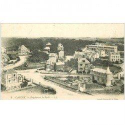 carte postale ancienne 80 CAYEUX-SUR-MER. Brighton et la Forêt