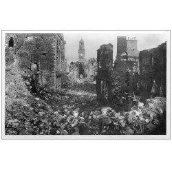carte postale ancienne 14 VIRE. Carte Photo Eglise Notre-Dame