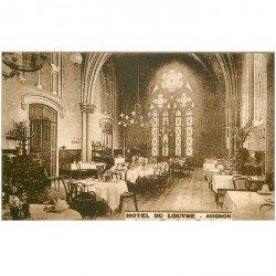 carte postale ancienne 84 AVIGNON. hôtel du Louvre ancienne Chapelle des Templiers
