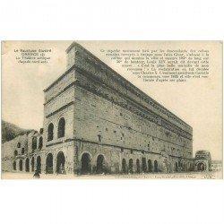 carte postale ancienne 84 ORANGE. Théâtre Antique 1915