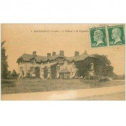 carte postale ancienne 85 BOURNEZEAU. Le Thiboeuf 1925 Esgonnière