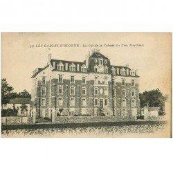 carte postale ancienne 85 LES SABLES D'OLONNE. La Cité de la Colonie des Pins Maritimes