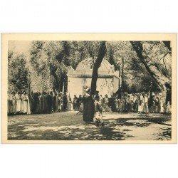 carte postale ancienne Algérie. BLIDA. Koub a de Sidi Yacoub