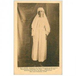 carte postale ancienne BENIN. Mère Alice fondatrice des petites servantes du Sacré Coeur