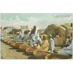 carte postale ancienne SOUDAN. Date Market Omdurman