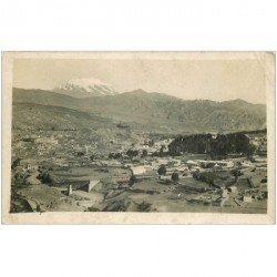 carte postale ancienne BOLIVIE. La Paz Photo carte postal