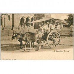 carte postale ancienne INDE. A Bombay Reckla