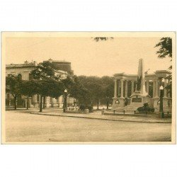 carte postale ancienne VIET-NAM. Haiphong. Monument aux Morts