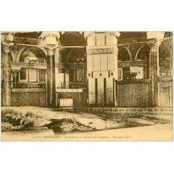 carte postale ancienne ISRAEL PALESTINE. Jérusalem. Rocher du Prophète Mosquée Omar