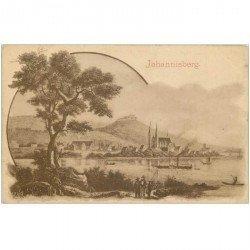 carte postale ancienne ALLEMAGNE. Johannisberg vers 1900...