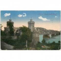 carte postale ancienne ALLEMAGNE. Mainz 1919