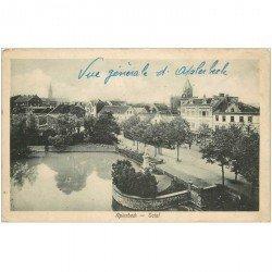 carte postale ancienne APLERBECK. Total