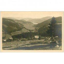 carte postale ancienne Bärental mit Titisee Schwarzwald