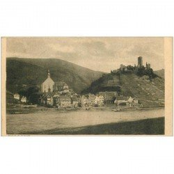 carte postale ancienne BEILSTEIN