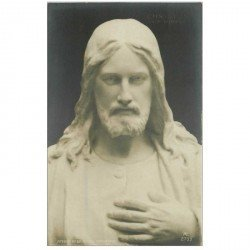 carte postale ancienne BERLIN. Christus