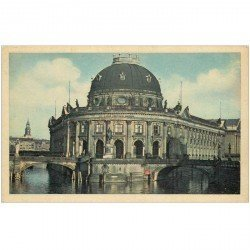 carte postale ancienne BERLIN. Kaiser Friedrich Museum