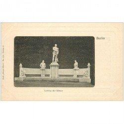 carte postale ancienne BERLIN. Ludwig der Römer vers 1900