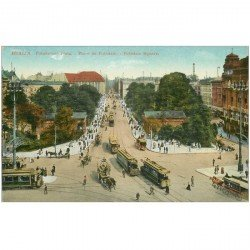 carte postale ancienne BERLIN. Possdamer Platz 1925