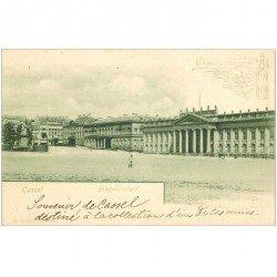 carte postale ancienne CASSEL. Friedrichsplatz