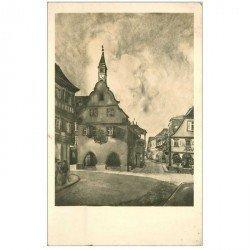 carte postale ancienne DEUTSCH ALLEMAGNE. Lahr