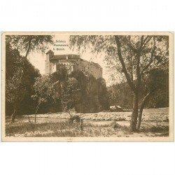 carte postale ancienne OSTERREICH AUTRICHE. Schloss Runkelstein Bozen 1909
